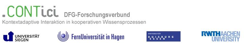 CONTici - DFG-Forschungsverbund