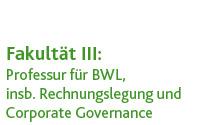 Betriebswirtschaftslehre (Prof. Dr. Andreas Dutzi)