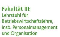 Betriebswirtschaftslehre (Prof. Dr. Volker Stein)