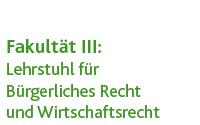 Wirtschaftsrecht (Prof. Dr. Peter Krebs)