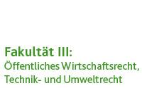 Wirtschaftsrecht (Prof. Dr. Rainer Schröder)